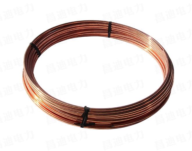 Copper Clad Steel Round Wire
