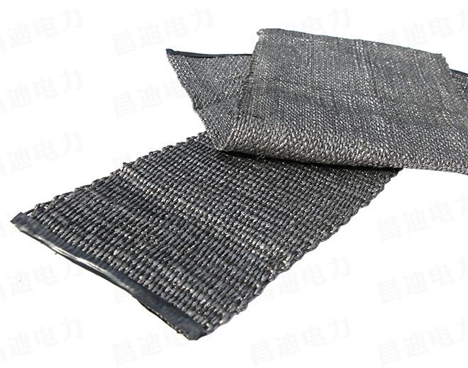 Graphite cloth